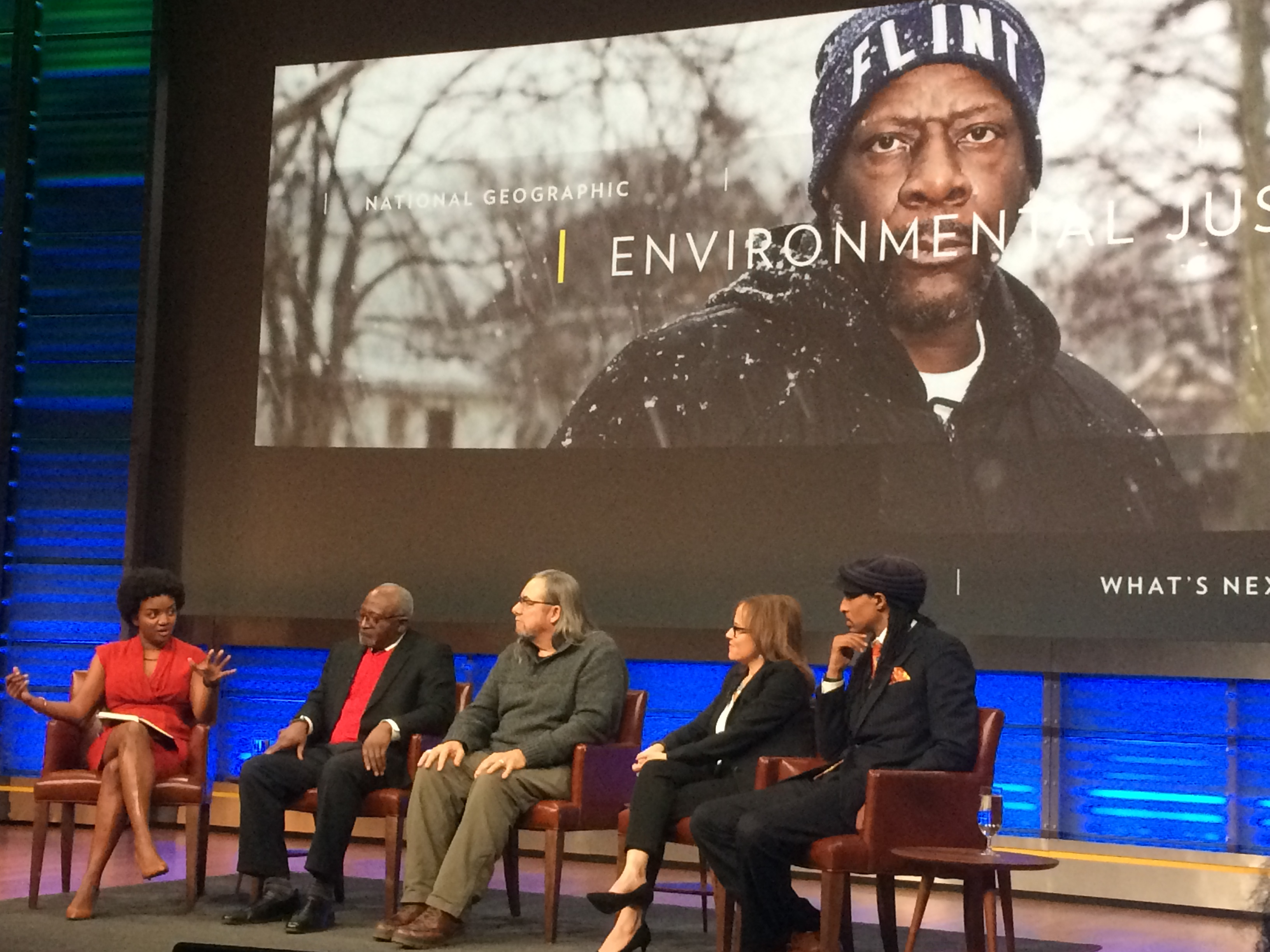 """Steve Bullard """"Ash"""" >> Questions Of Environmental Justice Take Center Stage"""