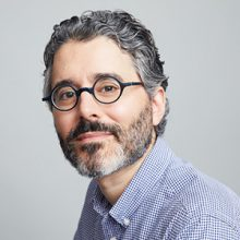 photo of NYT reporter Michael Barbaro