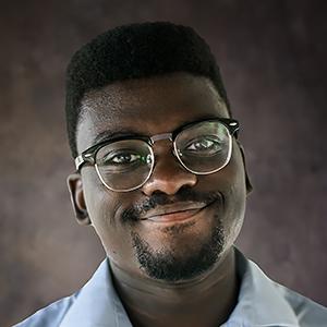 Alvin Buyinza headshot