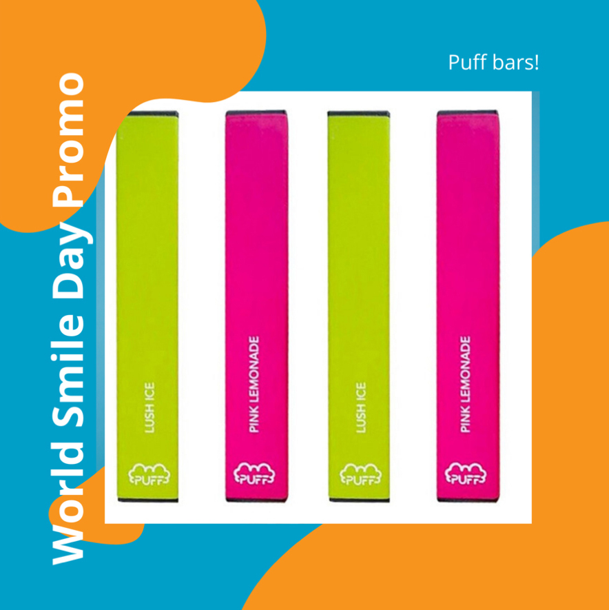 Puff Bar disposable e-cigarettes
