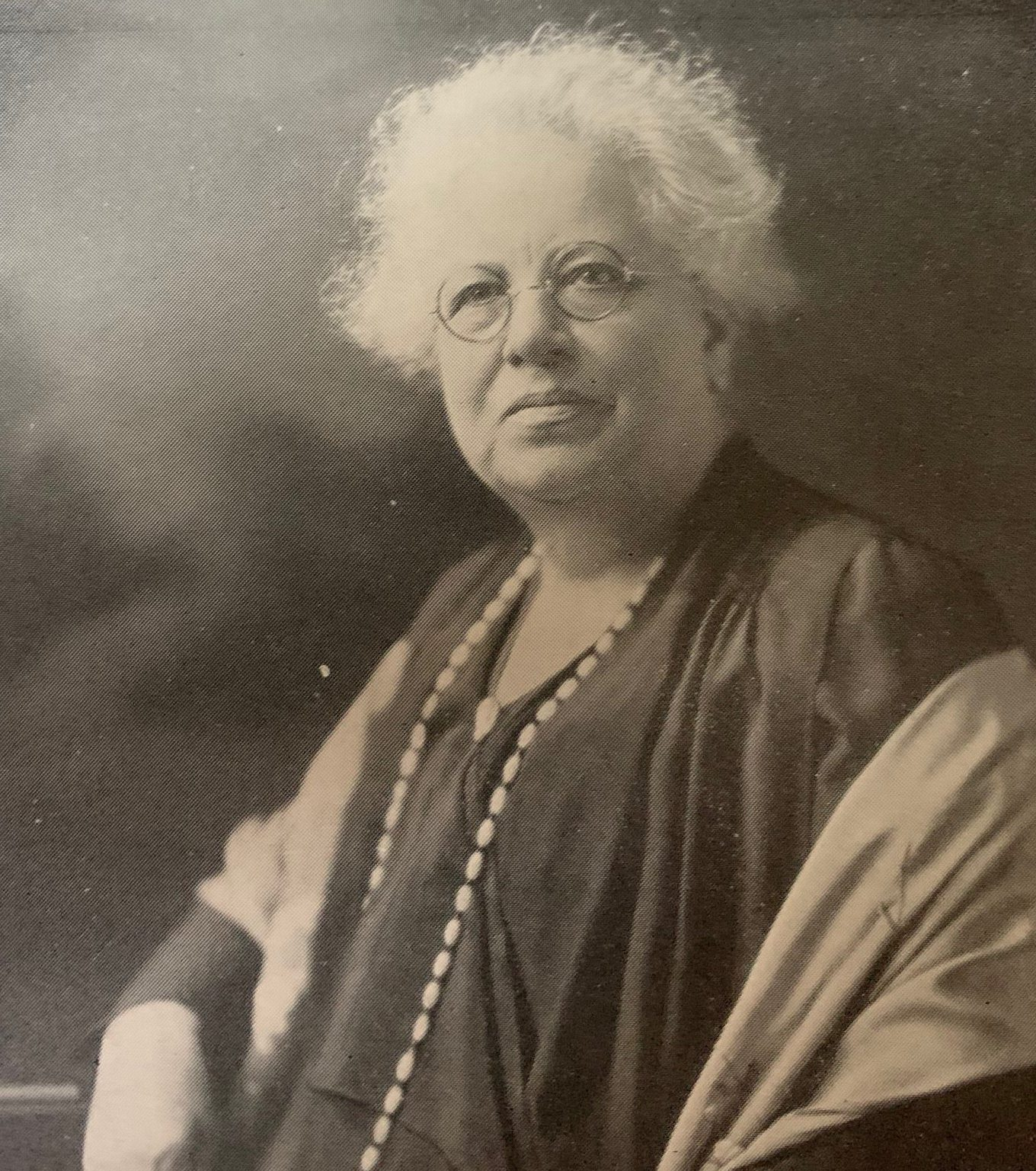 Mary Bradford