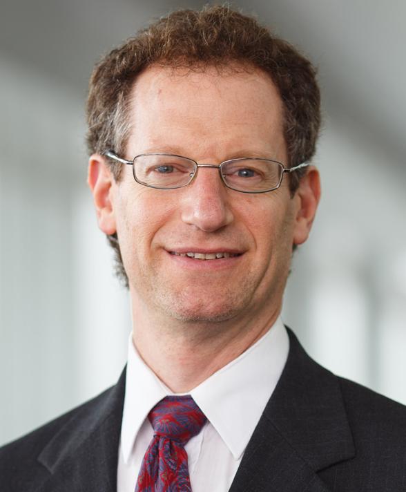 portrait of Robert Weissbach