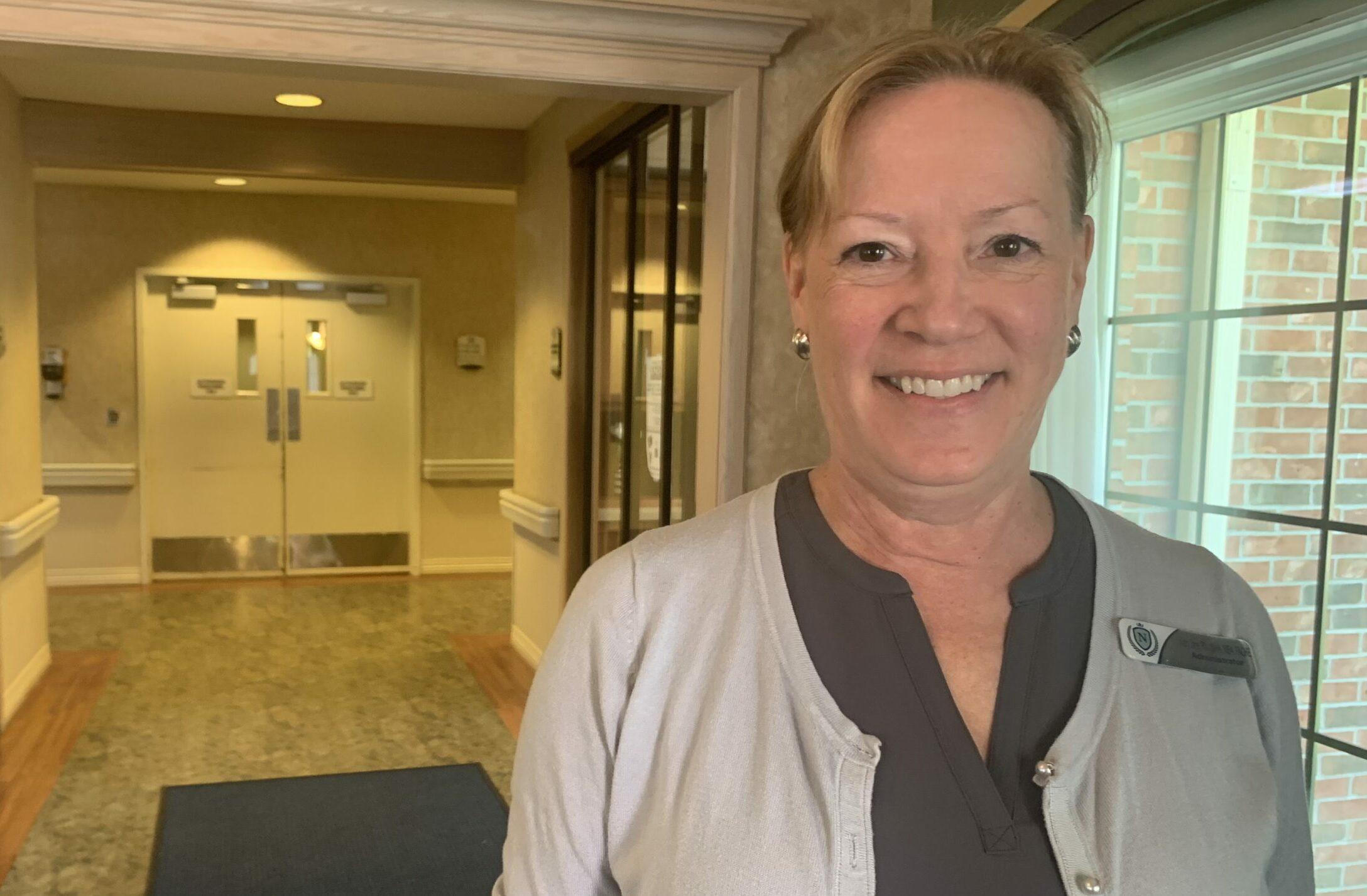 Nursing-home administrator